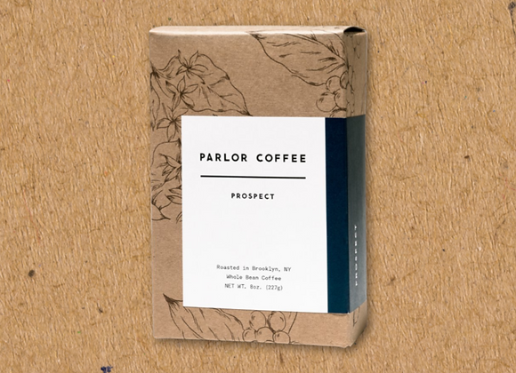 Parlor Coffee: Prospect Blend (8 oz.)