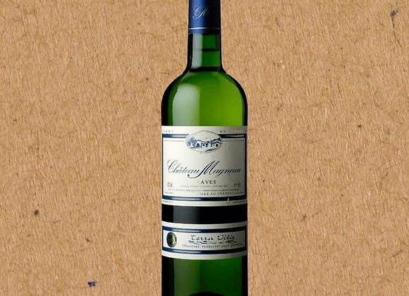 Château Magneau Blanc, White Bordeaux Blend