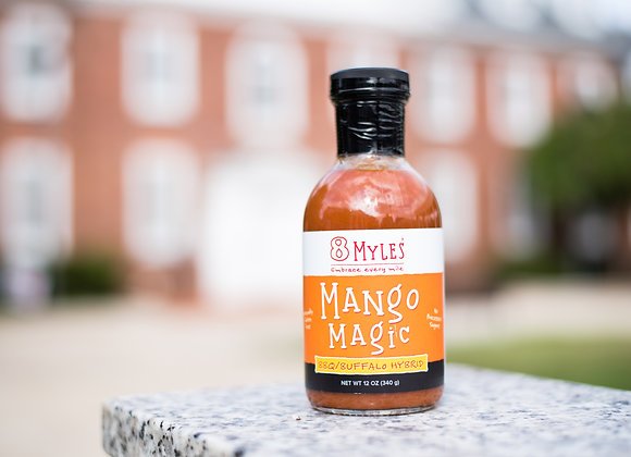 Mango BBQ Sauce