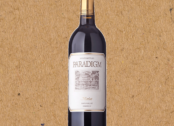 Paradigm Winery, Estate Bottled Merlot