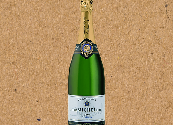 Jose Michel & Fils Tradition, Champagne Brut (Thanksgiving)