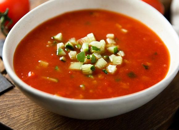 Chilled Heirloom Tomato Gazpacho - PRE ORDER