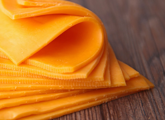 Cheddar Cheese, Deli Sliced (1/2 pound)