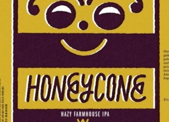 Wolves & People Honeycone (Hazy IPA - 4 Pack x 16 oz.)