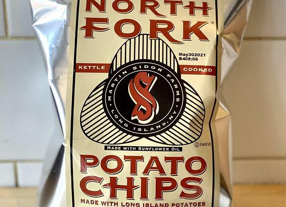 North Fork Original Potato Chips (6 oz Bag)