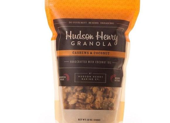 Hudson Henry Baking Co. Cashew & Coconut Granola (12 oz.)