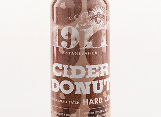 1911 Cider Donut (American Cider - 4 Pack x 16 oz.)