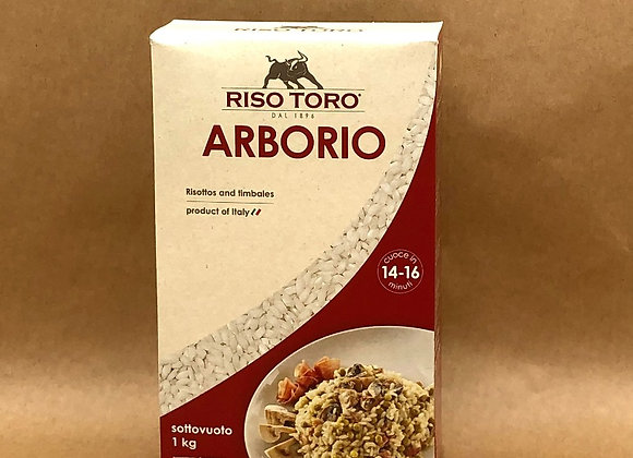 Riso Toro Arborio Rice (1 KG)