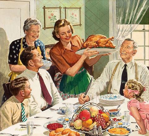Neighborhood Provisions Thanksgiving