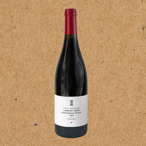 Early Mountain, Cabernet Franc