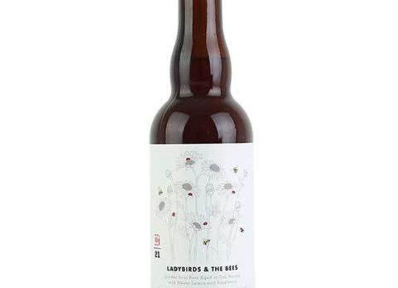 Rare Barrel Ladybirds & The Bees (Fruited Sour - Single x 12.7 oz.)