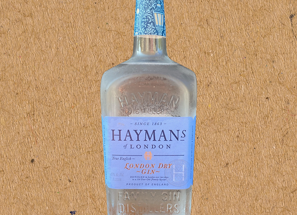 Hayman's / London Dry Gin Liter (DC ONLY)