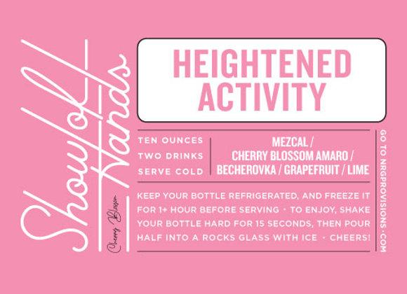 Heightened Activity - 10 Ounce Bottle (Serves 2)