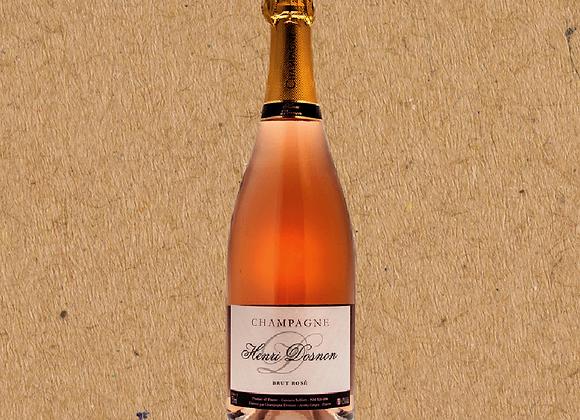 Henri Dosnan, Rose, Brut, Champagne