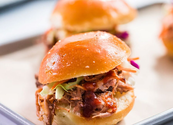 Pork BBQ Sliders - PRE ORDER