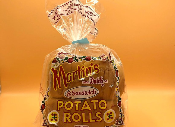 Martin's Hamburger Buns (8 pack)