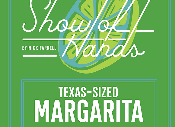 Texas-Sized Margarita (5 servings)