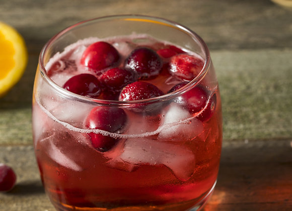 Gin, Cranberry & Sage Punch (Serves 5)