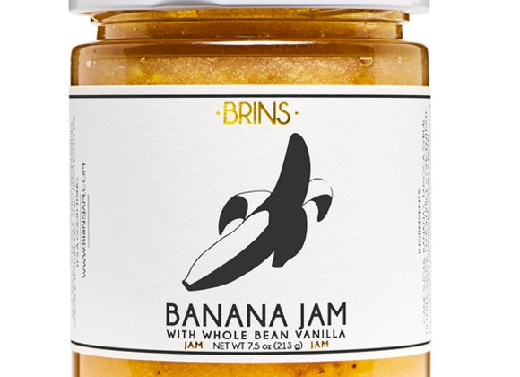Brins Banana Jam (7.5 oz)