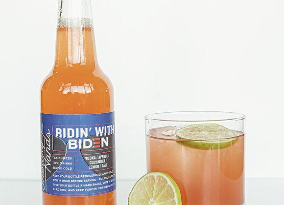 Ridin' with Biden (serves 2)