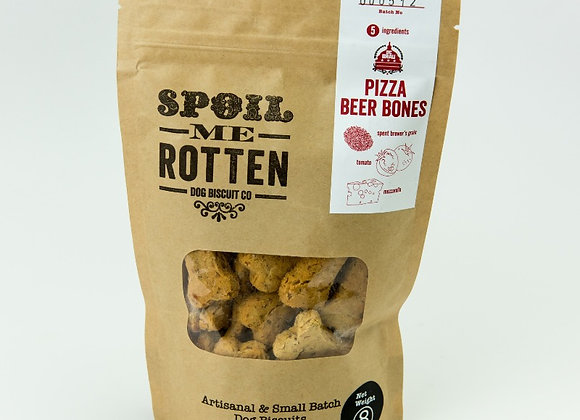 Spoil Me Rotten Dog Treats - Pizza and Beer
