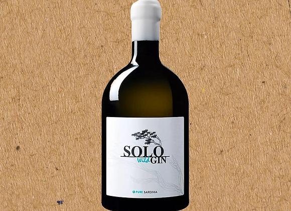 Pure Sardinia Solo Wild Gin / Mediterranean Gin