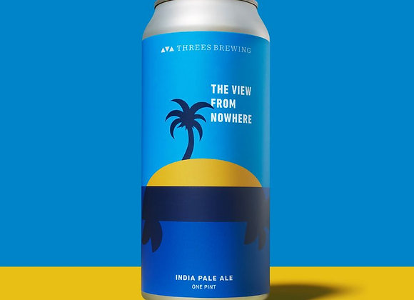 Threes The View From Nowhere (American IPA - 4 Pack x 16 oz.)