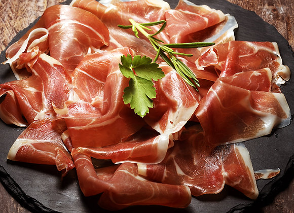Prosciutto, sliced (2 oz)