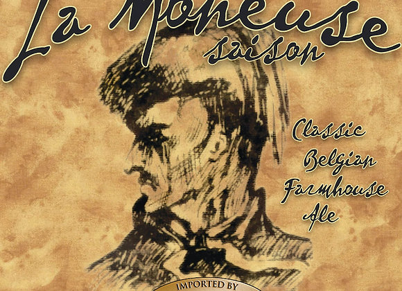 Blaugies La Moneuse (Saison - Single x 12.7 oz.)