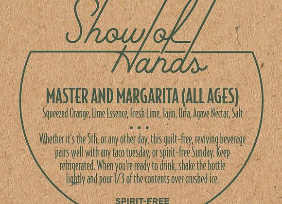 Master and Margarita - 10 oz Bottle (Serves 3) (Non-Alcoholic)