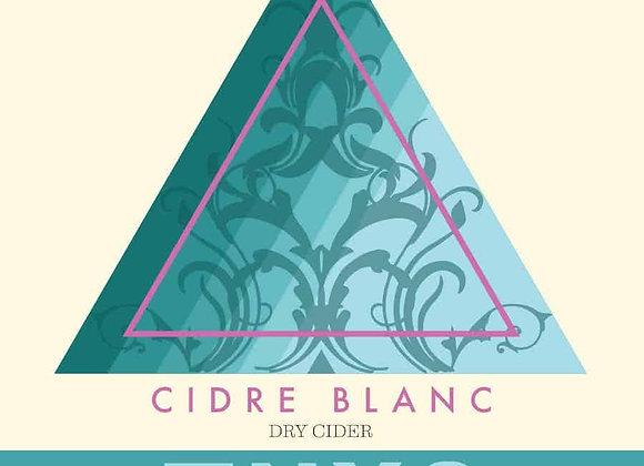 ANXO Cidre Blanc (Dry Cider - 4 Pack x 12 oz.)