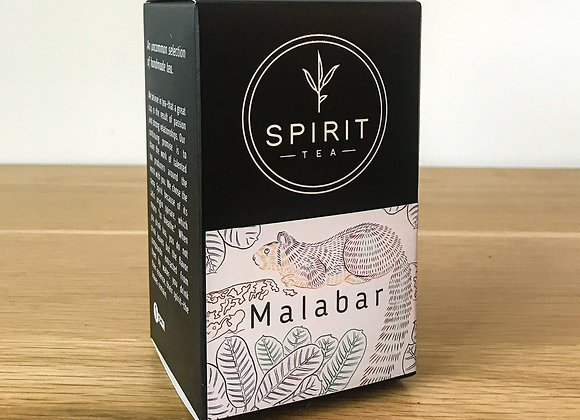 Spirit Tea: Malabar Turmeric Loose Leaf (Herbal)