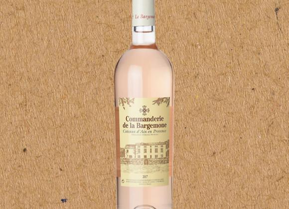 Commanderie de la Bargemone, Grenache, Cabernet Sauvignon & Syrah Rosé