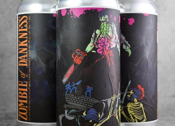 Beer Zombies Zombie of Dankness (Double IPA - 4 Pack x 16 oz.)