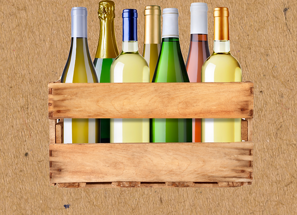 White Hot Value Wine Pack - 4 x 750 ml Bottles