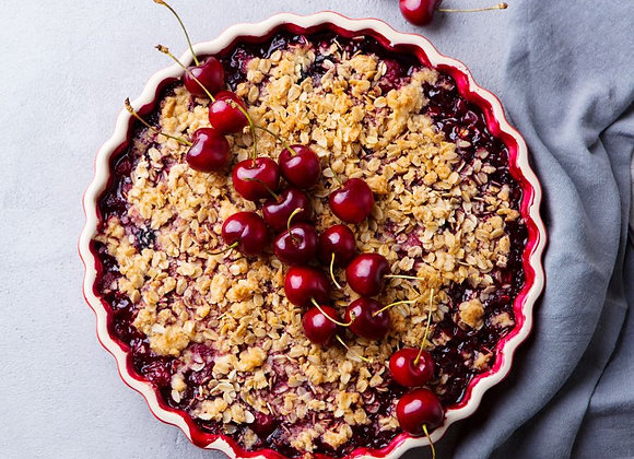 Whole Cherry Pie - PRE ORDER