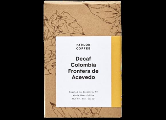 Parlor Coffee: Decaf Colombia Frontera de Acevedo (8oz)