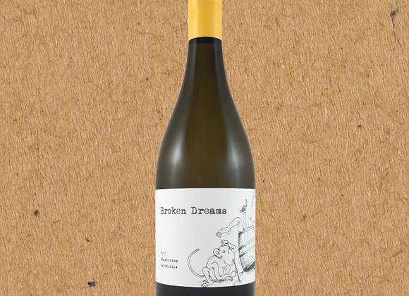SLO Down Broken Dreams, Chardonnay