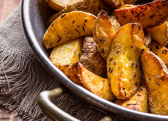 Roasted Russet Potatoes (pound)