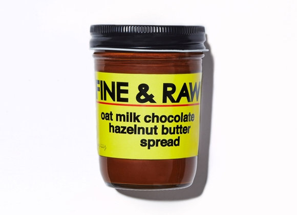 Oat Milk Chocolate Hazelnut Butter Spread (8 oz.)