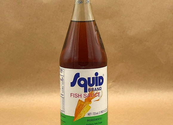Squid Brand Fish Sauce (25 oz)
