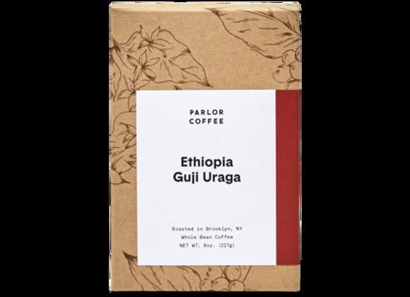Parlor Coffee: Ethiopia Guji Uraga (8oz)