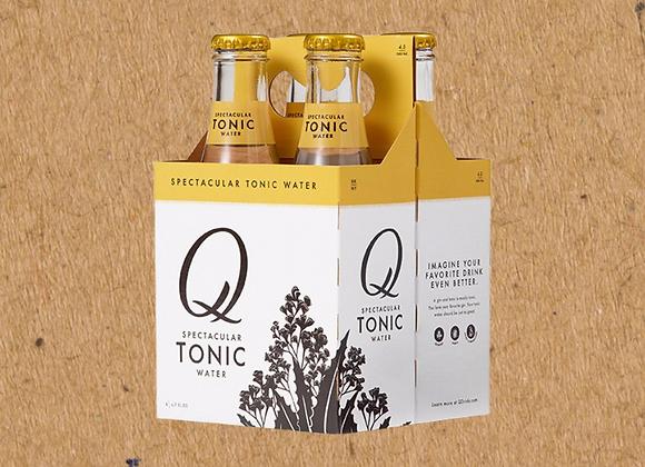 Q Tonic Water 4pk