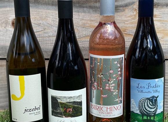West Coast Essentials Pack - 4 x 750 ml Bottles