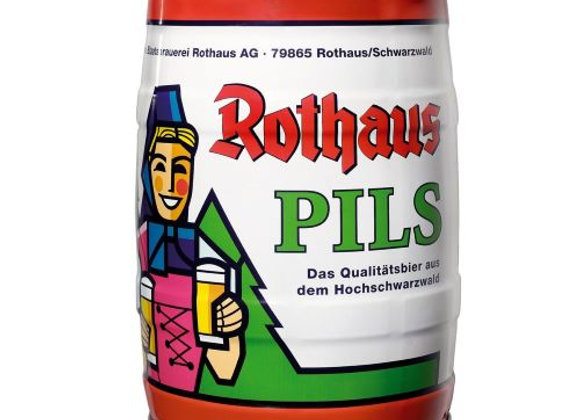 Rothaus Tannenzäpfle (German Pilsner - Party Can x 5L)