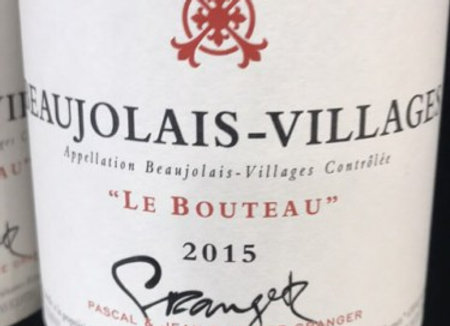Pascal Granger, Le Bouteau, Gamay - PRE ORDER