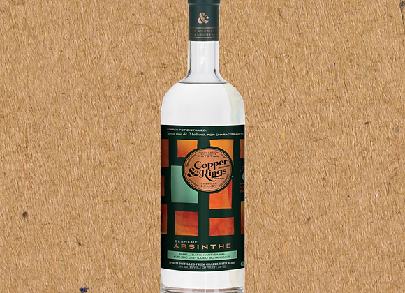 Copper & Kings Blanche Absinthe Alembic