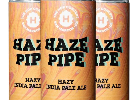 Hop Concept Haze Pipe (Hazy IPA - 4 Pack x 16 oz.)