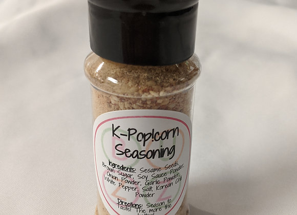 Buzz's K-Pop!corn Seasoning