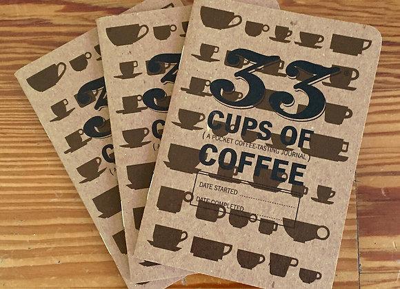 Coffee Tasting Journal